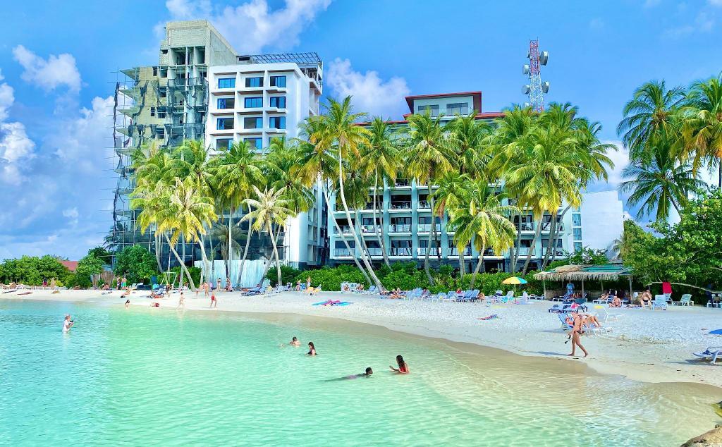 Kaani Grand Seaview at Maafushi, maafushi island, hotels in maafushi, maafushi guest house, maafushi island hotels, maafushi hotels,