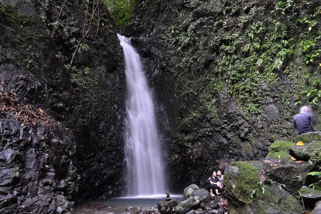 Lanzones Falls, falls in laguna, laguna falls