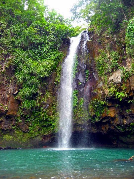 Sampaloc Falls, falls in laguna, laguna falls