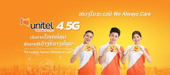 Unitel, laos sim card, laos prepaid sim card, laos tourist sim card, laos telecom package, data laos, sim card in Laos