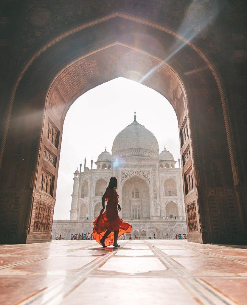 Countries To Visit, Taj Mahal
