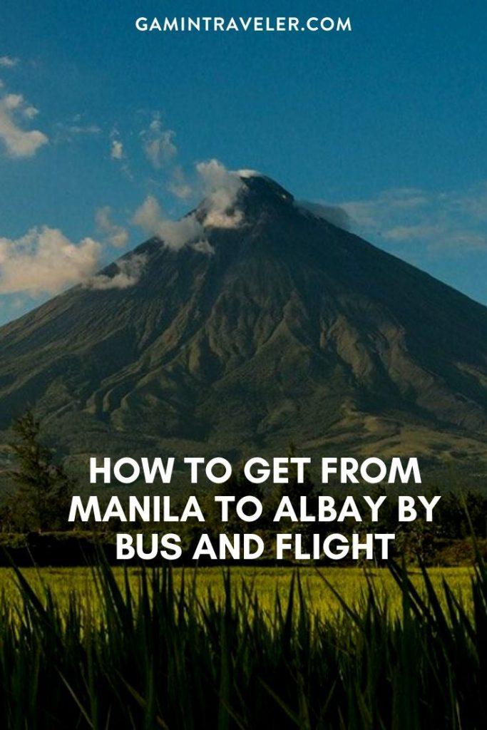 manila to albay, manila to albay bus, manila to albay travel time, manila to albay bus fare, manila to albay flight