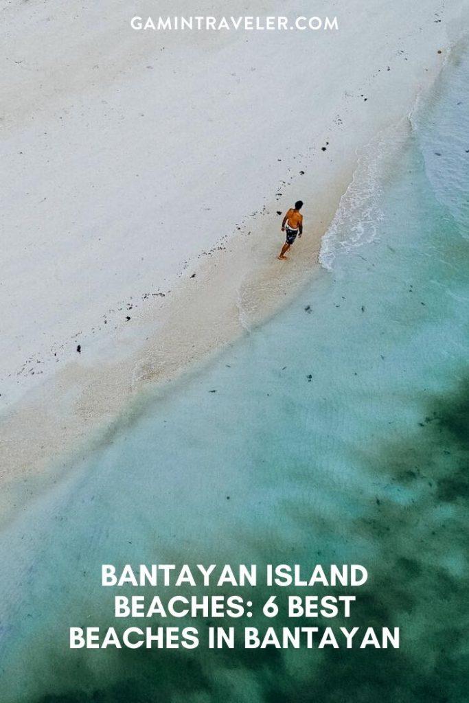 bantayan island beaches, Beaches in Bantayan