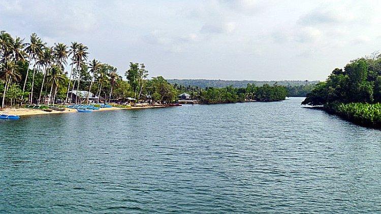 Balingasay River, bolinao tourist spots , things to do in bolinao, bolinao itinerary