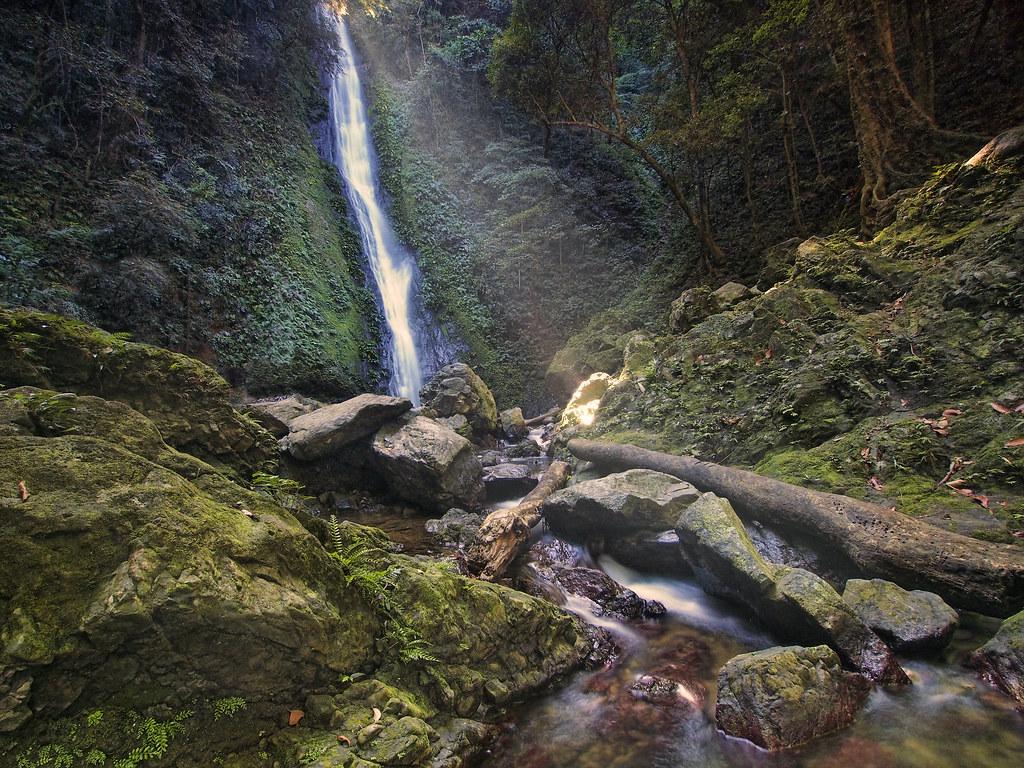 Kabigan falls, kabigan waterfalls, kabigan falls pagudpud, kabigan falls in ilocos norte