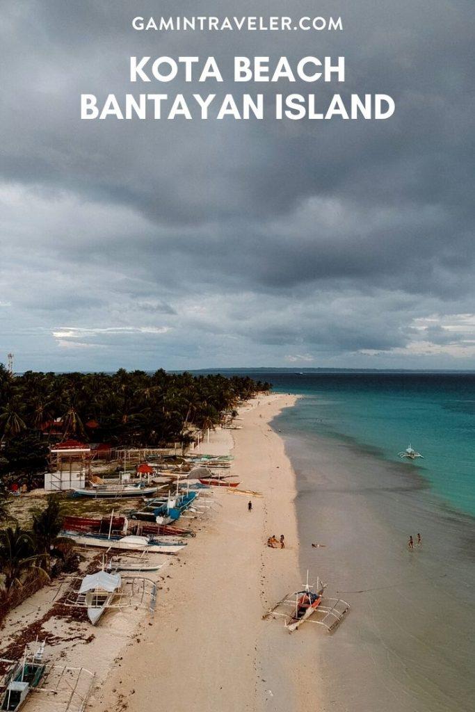 Kota Beach Bantayan Island