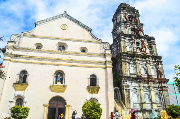 Our Lady of Purification Parish Church, bolinao tourist spots , things to do in bolinao, bolinao itinerary