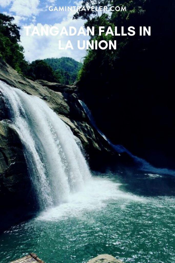 Tangadan Falls in La Union (Travel Guide)