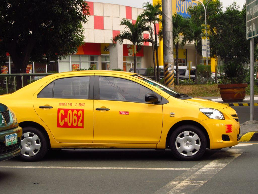 Yellow Taxis Manila, manila airport to city, manila airport to makati