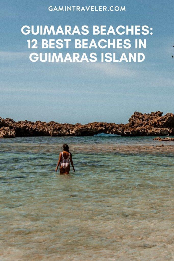 beaches in Guimaras, guimaras beaches