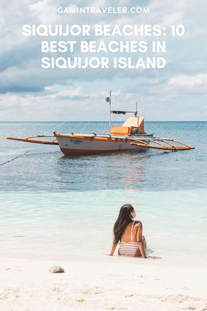 siquijor beaches, siquijor beach, beaches in siquijor