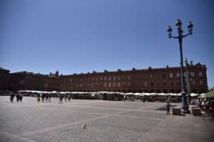 Place du Capitole, Things to do in Toulouse and Toulouse Tourist Spots