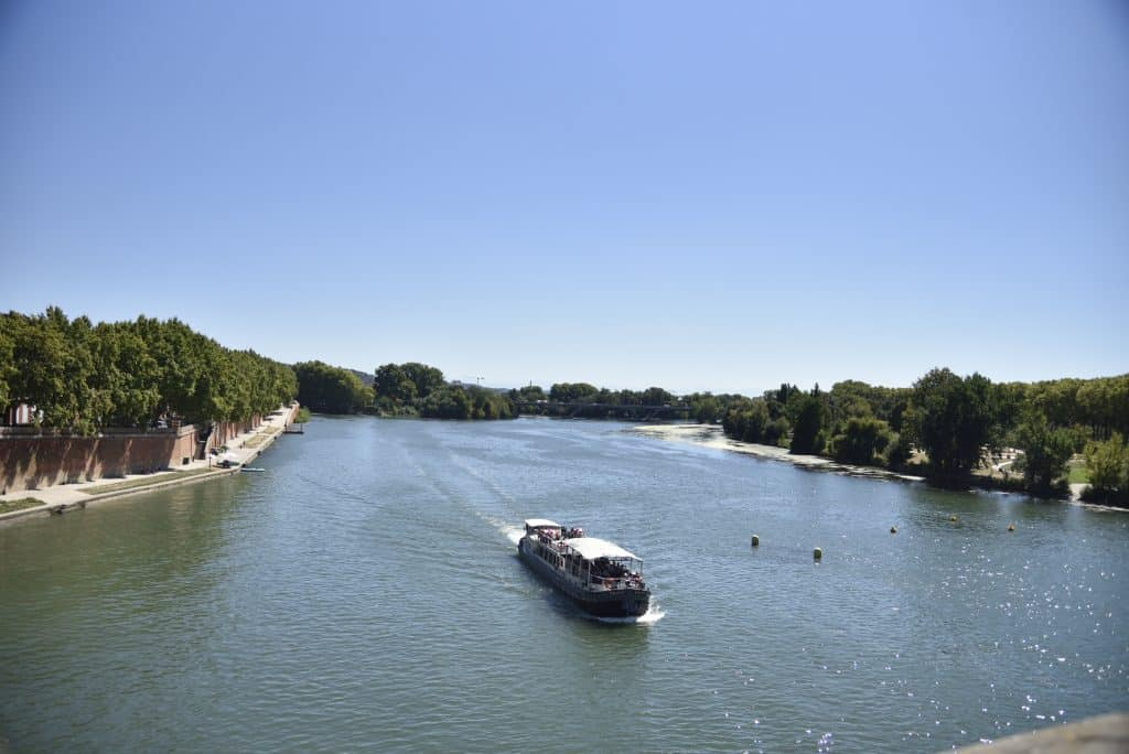 Canal du Midi Toulouse, Things to do in Toulouse and Toulouse Tourist Spots