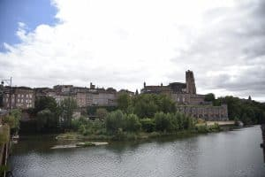 Albi, day trip from Toulouse