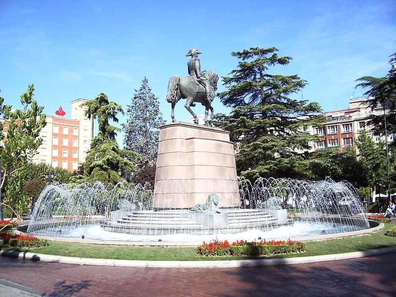 Espolon Park, things to do in Logroño, Logroño tourist spots