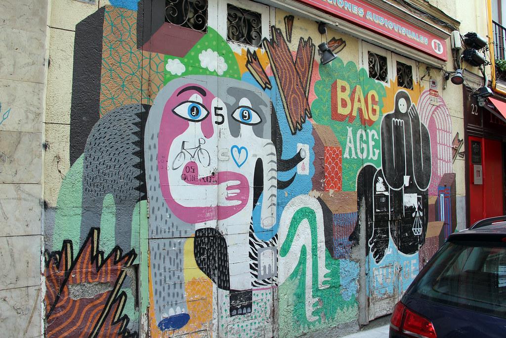 Malasaña Neighborhood, Madrid Instagram Spots, most instagrammable places in madrid