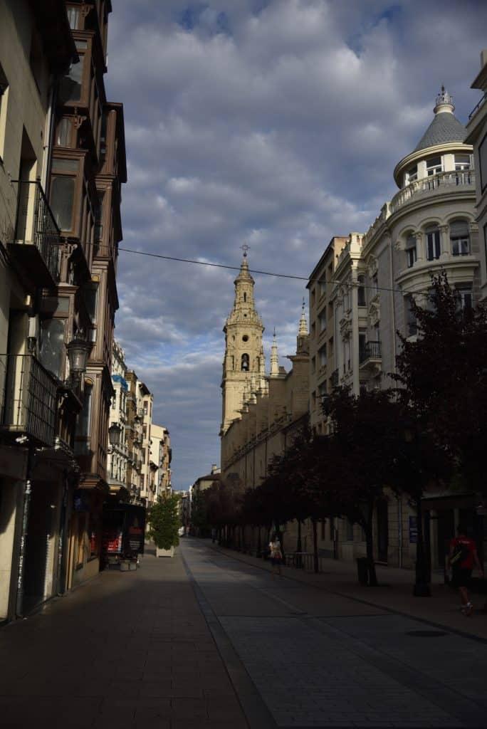 things to do in Logroño, Logroño tourist spots, Portas Street