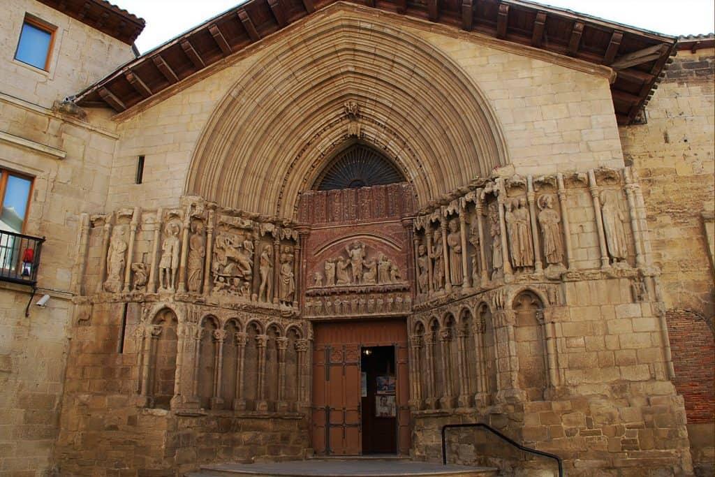 San Bartolomé Church, Logroño, things to do in Logroño, Logroño tourist spots
