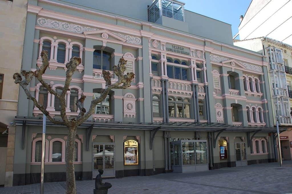 Teatro Bretón de los Herreros, Logroño, things to do in Logroño, Logroño tourist spots