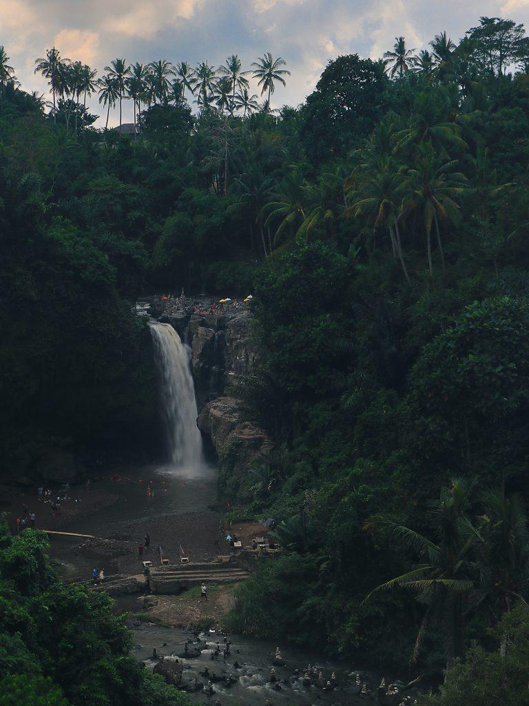 Tegenungan Waterfall, Ubud itinerary,