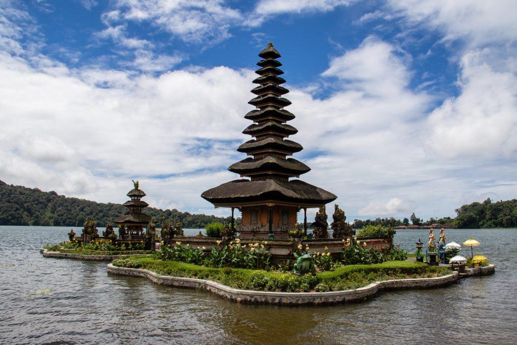Ulun Danu Beratan Temple, Ubud itinerary