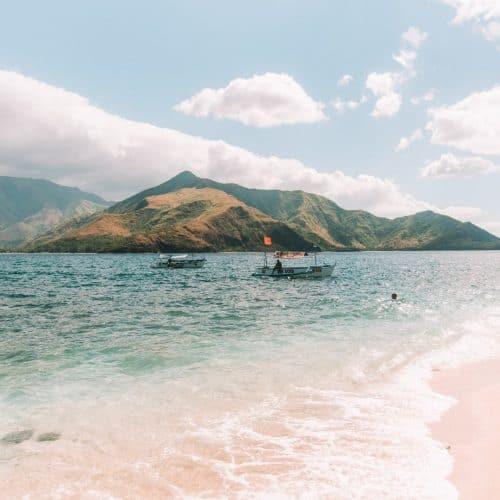 Capones island zambales