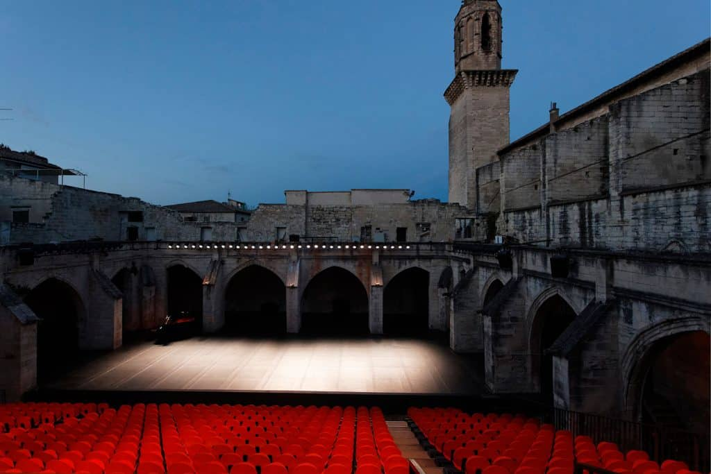 Things to do in Avignon, Avignon Tourist Spots, Cloître des Carmes- Avignon Festivals