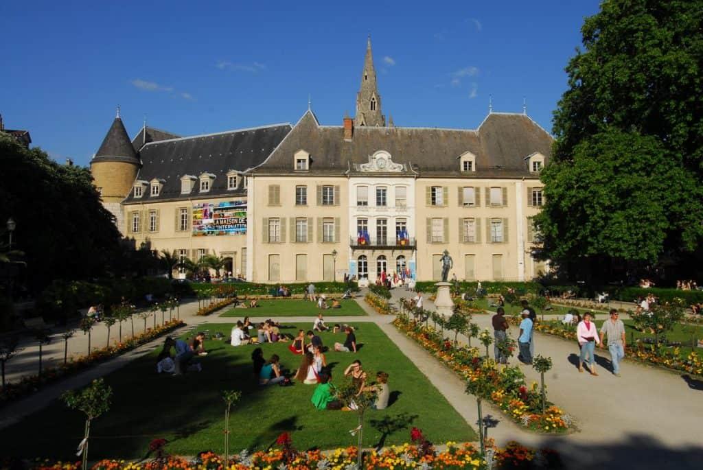 Things to do in Grenoble, Grenoble Tourist Spots, Jardin de Ville