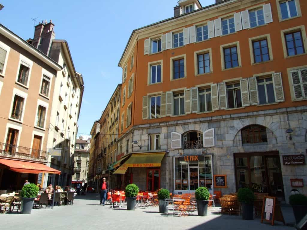 Things to do in Grenoble, Grenoble Tourist Spots, Place de Gordes