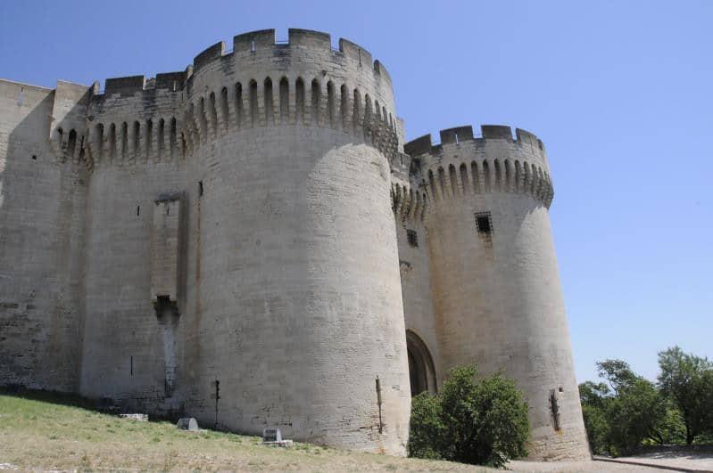 Things to do in Avignon, Avignon Tourist Spots, Villeneuve-les-Avignon Fort Saint-André