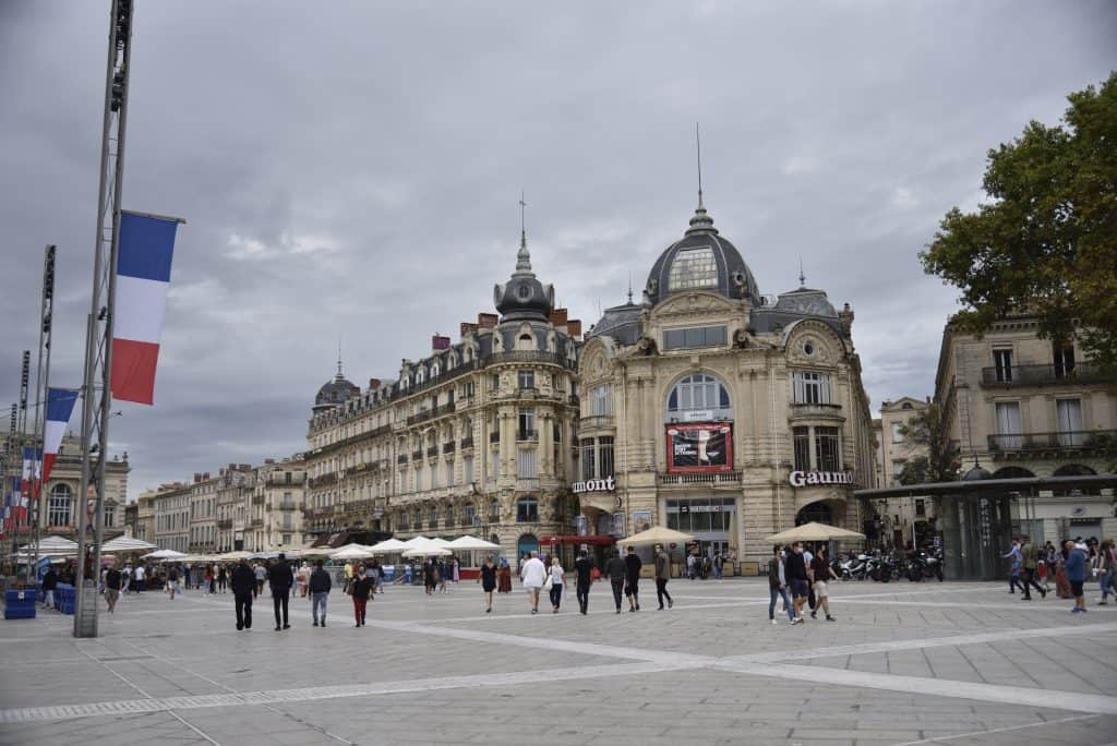 Place de la Comédie, things to do in Montpellier, Montpellier tourist spots
