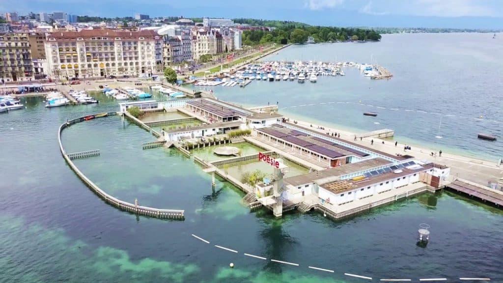 Things to do in Geneva, Geneva tourist spots, Bains des Pâquis