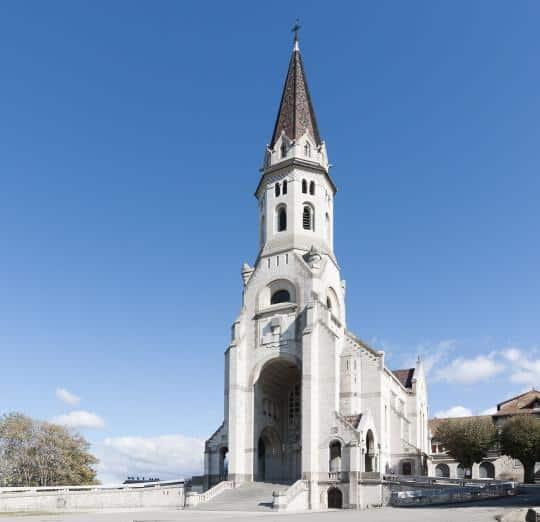Annecy tourist spots, things to do in Annecy, Basilique de la Visitation