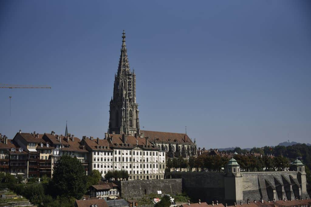 Bern Tourist Spots, Things to do in Bern, Bern Cathedral