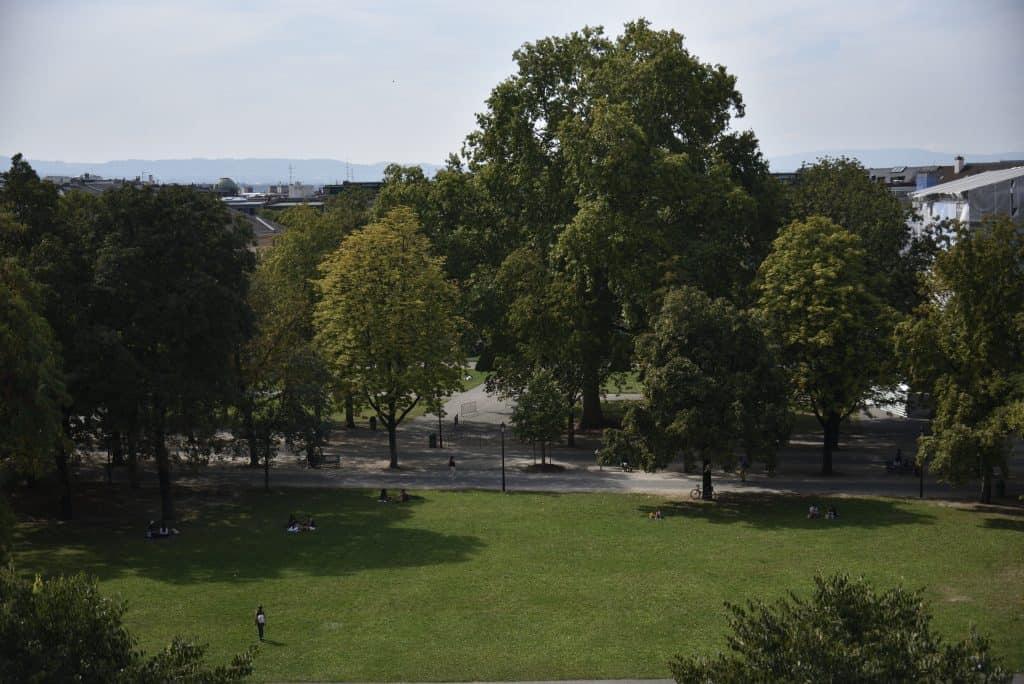 Things to do in Geneva, Geneva tourist spots, Treille Promenade