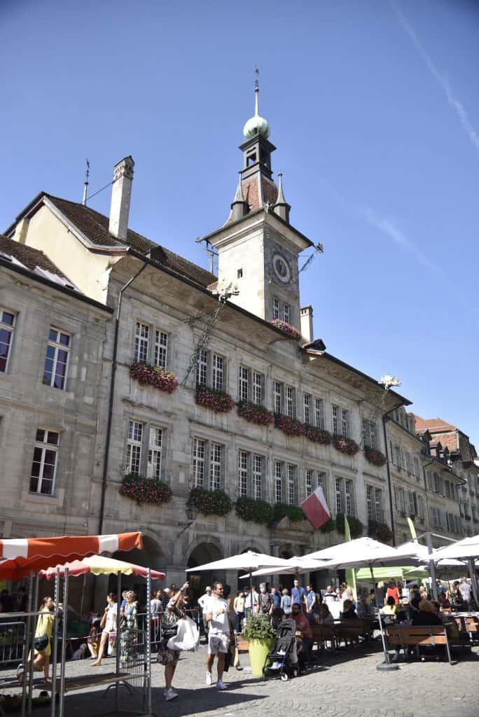 Lausanne Things to do in Lausanne, Lausanne tourist spots, Place de la Palud