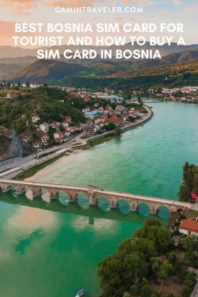 bosnia sim card, bosnia prepaid sim card, sim card in bosnia,