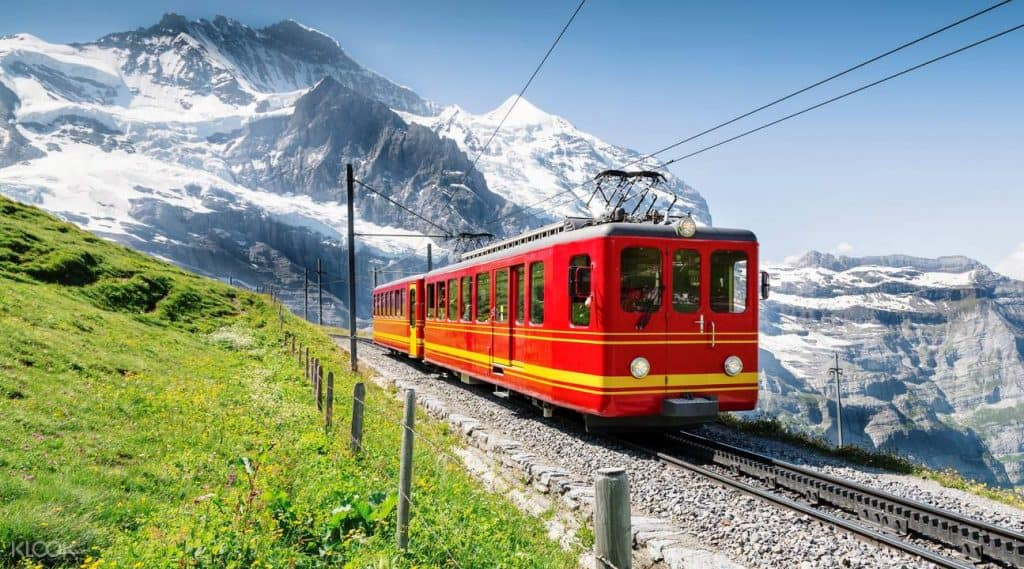 Lucerne Tourist Spots, Things to do in Lucerne, Jungfraujoch
