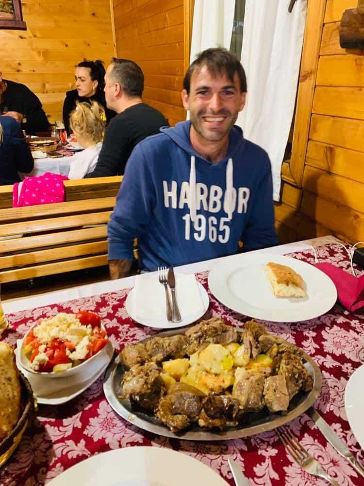 montenegro sim card, sim card in montenegro, food budget travel in montenegro