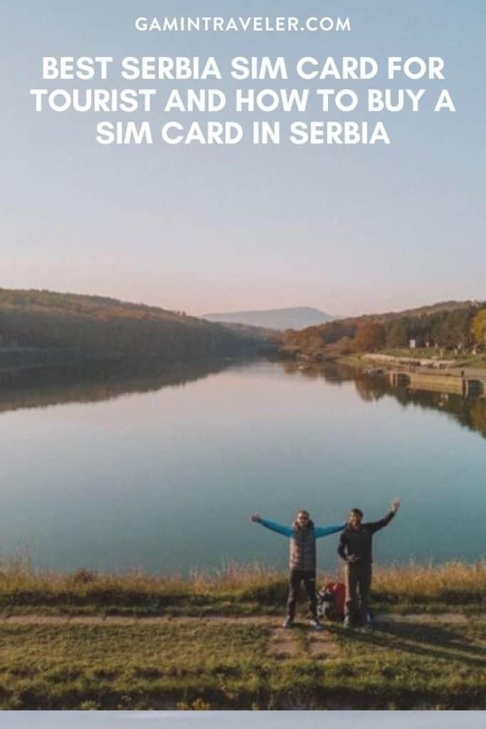 serbia sim card, serbia prepaid sim card, VIP Telekom Austria, MTS Telekom, Telenor Serbia