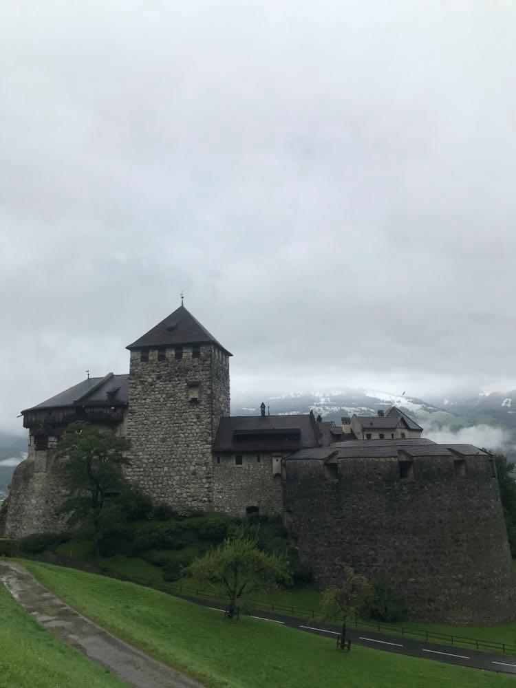 Liechtenstein Tourist Spots And Things to do in Liechtenstein, Vaduz Castle