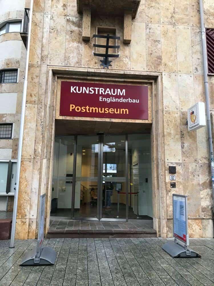Liechtenstein Tourist Spots And Things to do in Liechtenstein, Kunstraum Post Museum in Liechtenstein