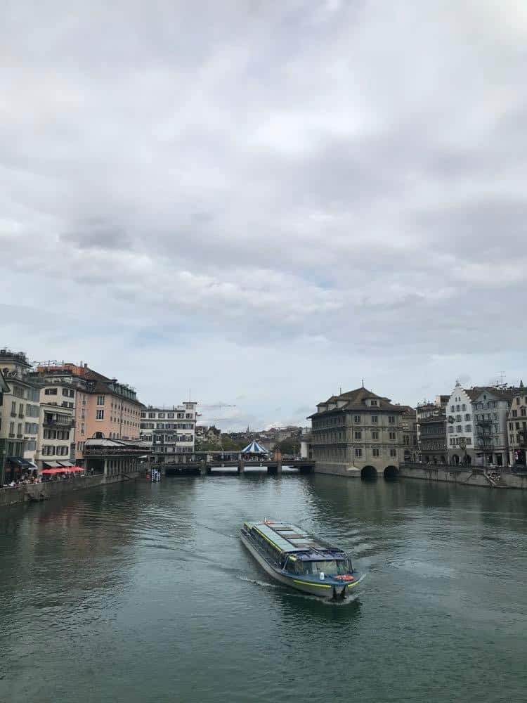 Zurich Tourist Spots, Things to do in Zurich, Cruising By Boat Around Zurich