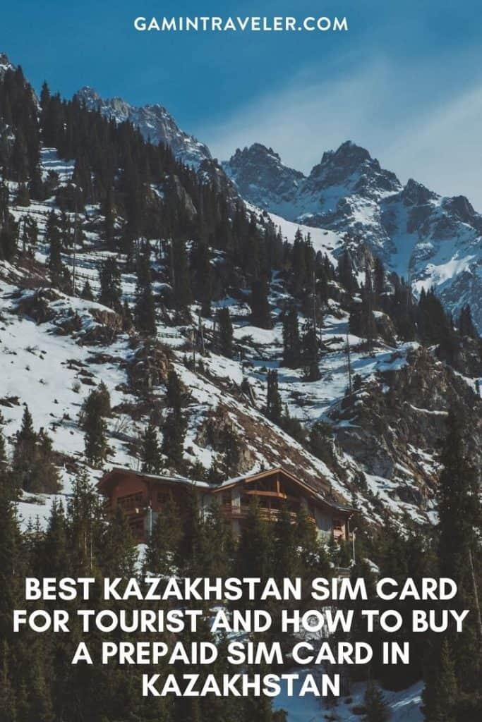kazakhstan sim card, kazakhstan prepaid sim card, best sim card in kazakhstan