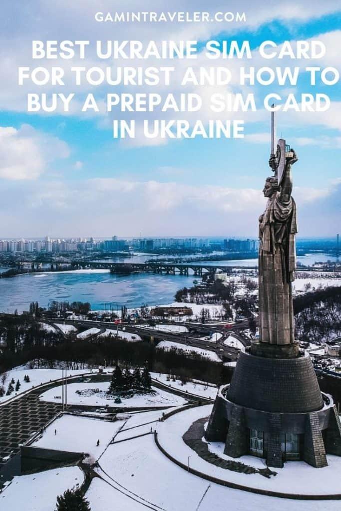 ukraine sim card, sim card in ukraine, ukraine tourist sim card