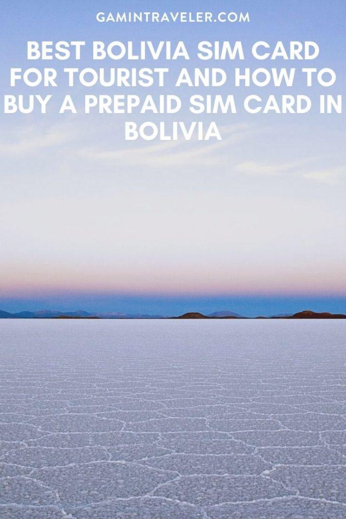 Bolivia sim card, sim card bolivia, bolivia prepaid sim card, best sim card bolivia, bolivia sim card for tourist