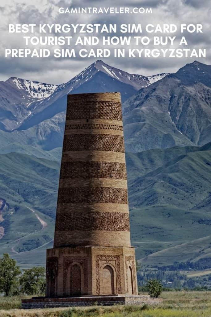 Kyrgyzstan tourist sim card, Kyrgyzstan sim card, sim card Kyrgyzstan for tourist, Kyrgyzstan sim card for tourist, best sim card in Kyrgyzstan for tourist