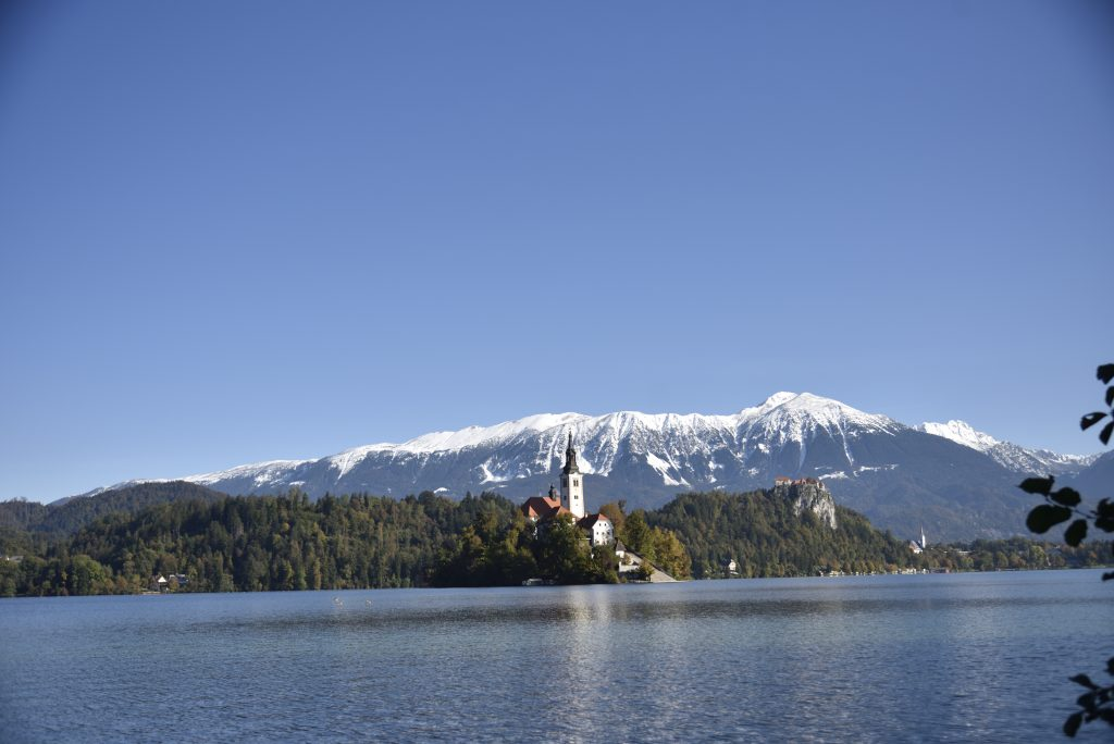lake bled hike, ojstrica hike, the Best View of Lake Bled, The Best Lake Bled Viewpoint