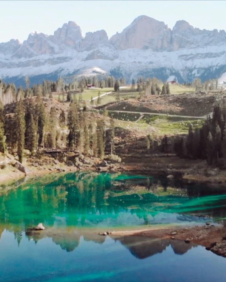 lake of carezza, lago di carezza, carezza lake, lake carezza, things to do in lago di carezza, how to get to lago di carezza