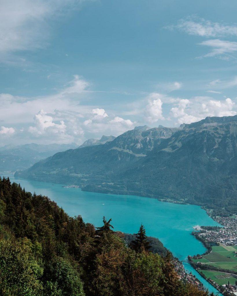 Most Instagrammable Places In Switzerland, Instagrammable Spots Switzerland, Harder Kulm, switzerland road trip, swiss road trip, switzerland road trip itinerary, road trip in switzerland, road trip switzerland